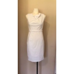 Elie Tahari White Mini Dress